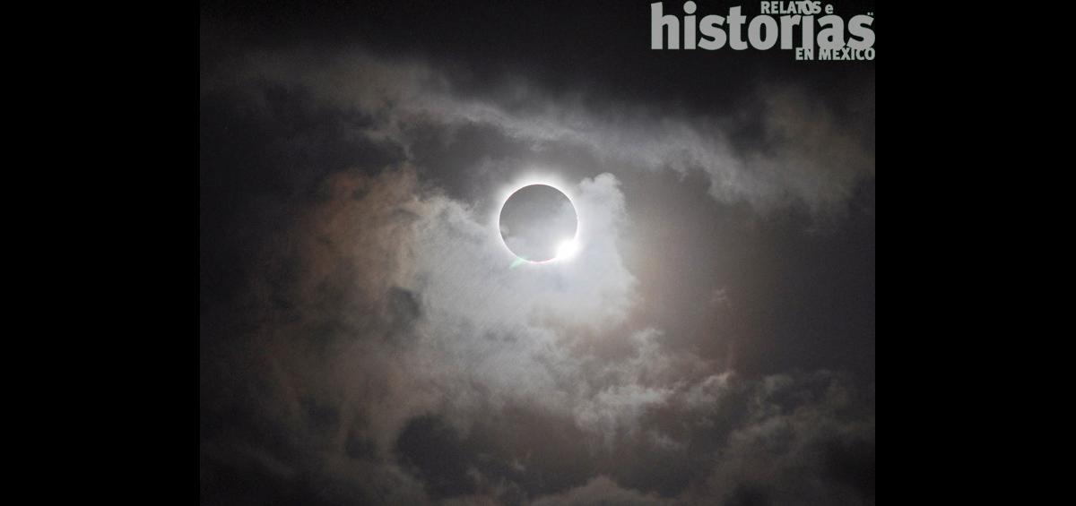 Eclipse Total de Sol, México 1991
