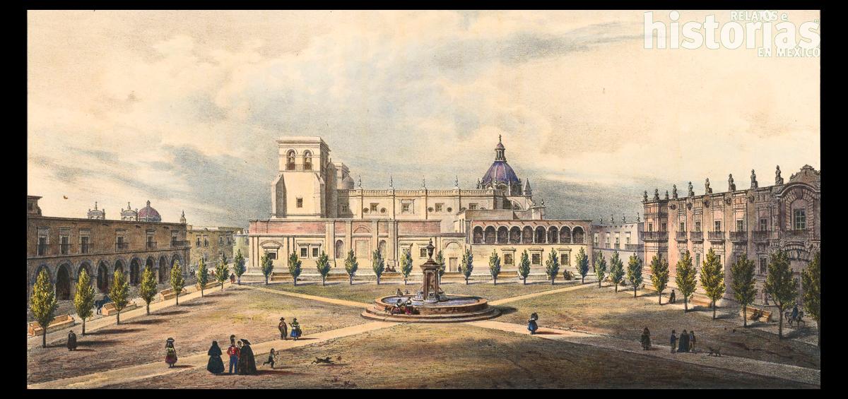 Guadalajara arrollada por la insurrección