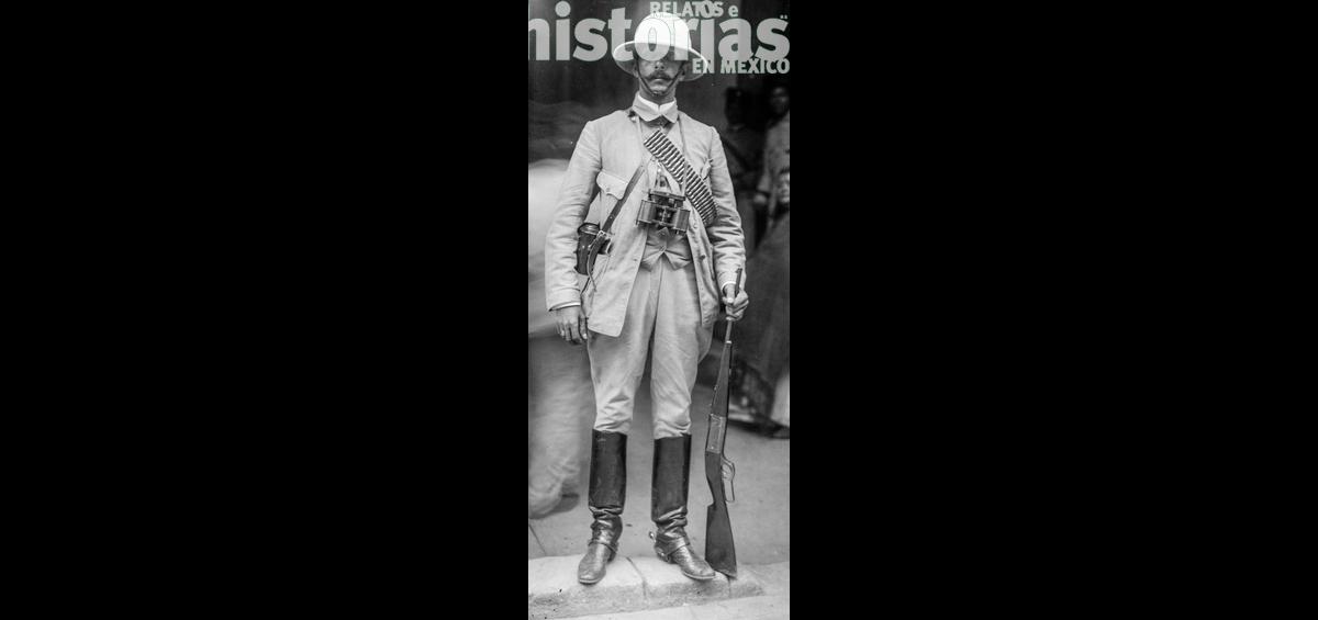 Los orígenes de un extraordinario general: Felipe Ángeles