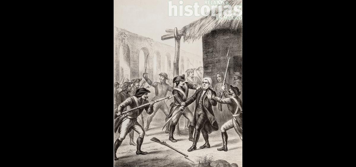 Félix María Calleja, el militar de mayor prestigio y el virrey más represivo (1813-1816)