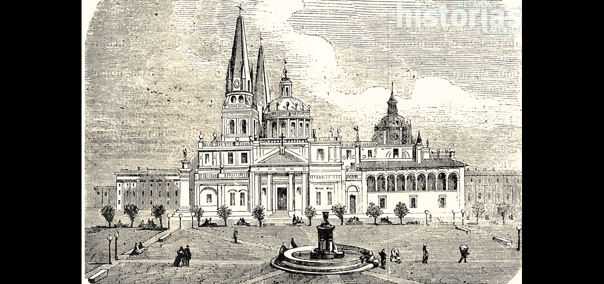 Guadalajara antes de la Guerra de Independencia