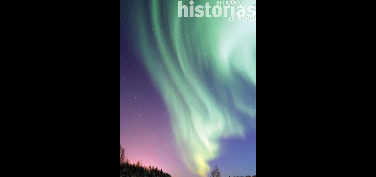 Imágenes asombrosas de auroras boreales