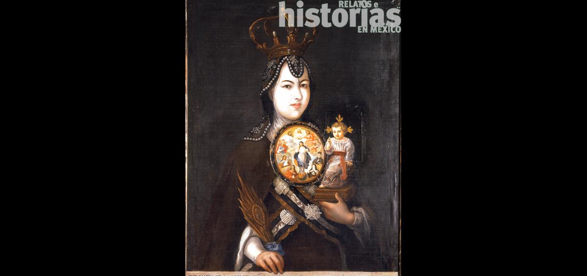 ¿Cuál era la moda de las joyas en la Nueva España?