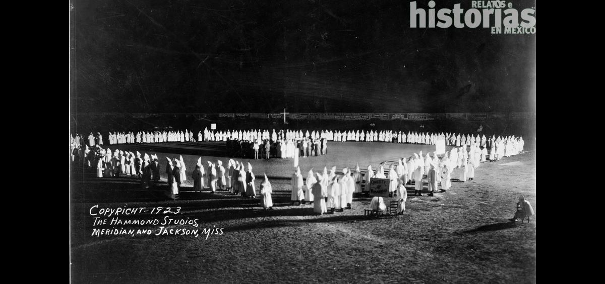 El Ku Klux Klan mexicano