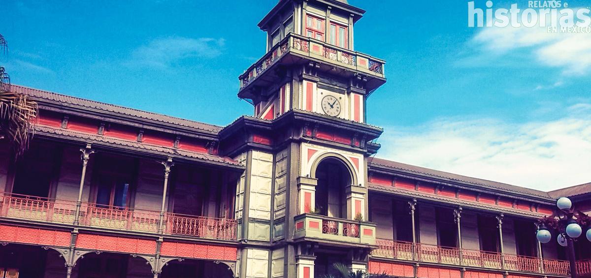 ¿Conocen el Palacio de Hierro de Orizaba, Veracruz?