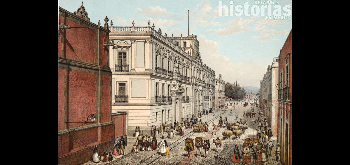 Calzada de Tlacopan, setecientos años de historia