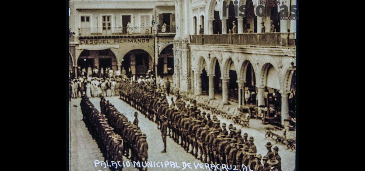 La invasión a Veracruz de 1914