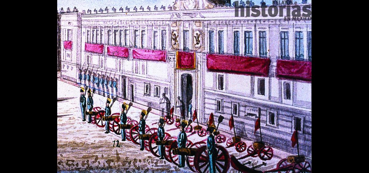 El alzamiento contra Vicente Guerrero en diciembre de 1829