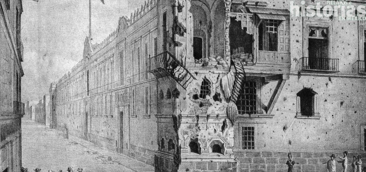 Santa Anna y los impuestos