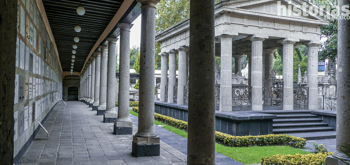 Panteón de San Fernando