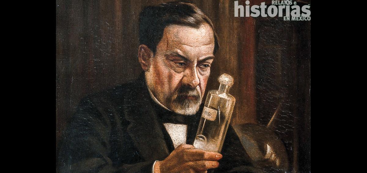Louis Pasteur prueba la vacuna contra la rabia