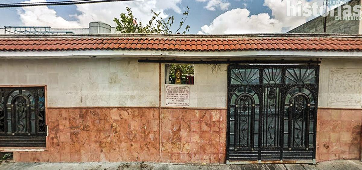 El sitio donde murió Pedro Infante