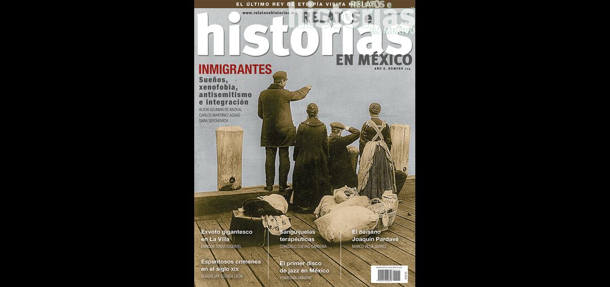 115. Inmigrantes en México