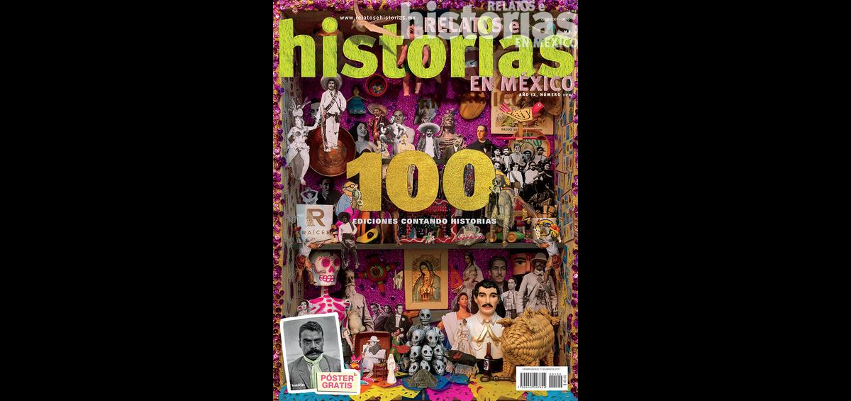 100. Cien Ediciones Contando Historias