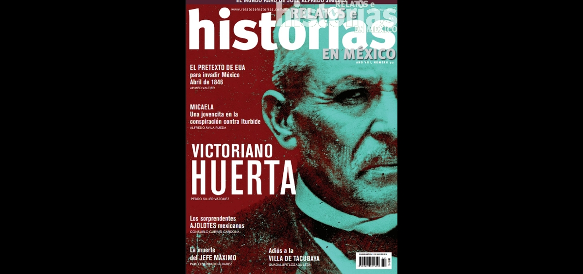 92. Victoriano Huerta