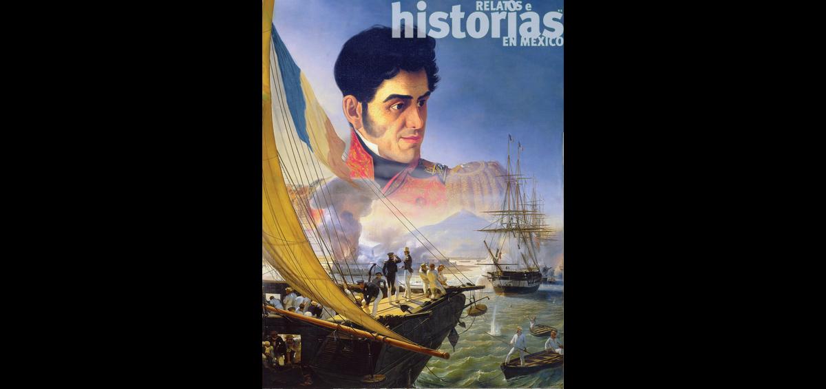 Santa Anna y el mito de la Guerra de los Pasteles