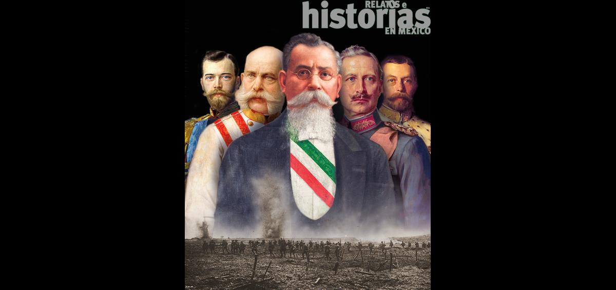 La Primera Guerra Mundial y los intereses alemanes en México