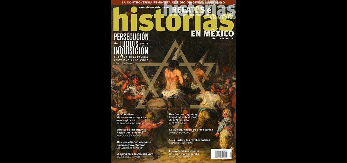 129. La Inquisición contra los judíos. La desgracia de la familia de Luis de Carvajal y de la Cueva