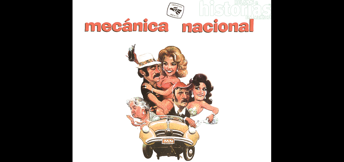 """¡Vamos al cine! Les recomendamos """"Mecánica nacional"""""""