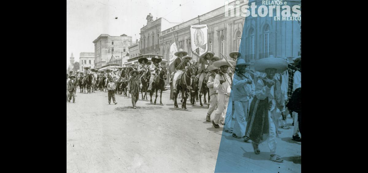 1915, el año del hambre en Ciudad de México