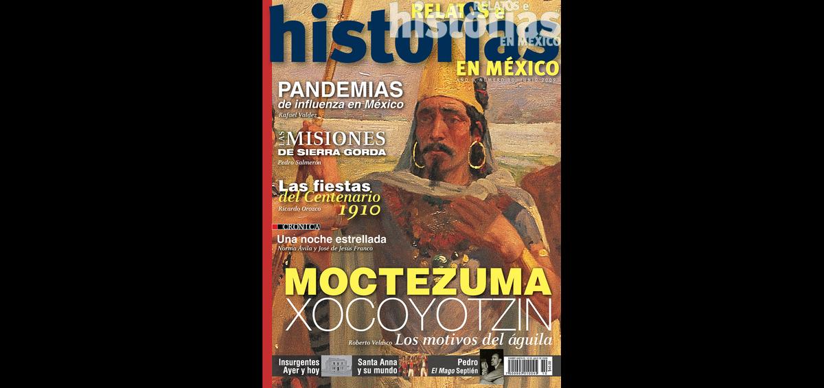 10. Moctezuma Xocoyotzin