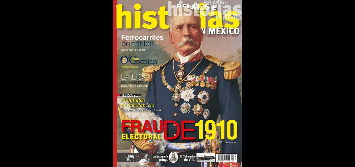 11. Fraude electoral de 1910