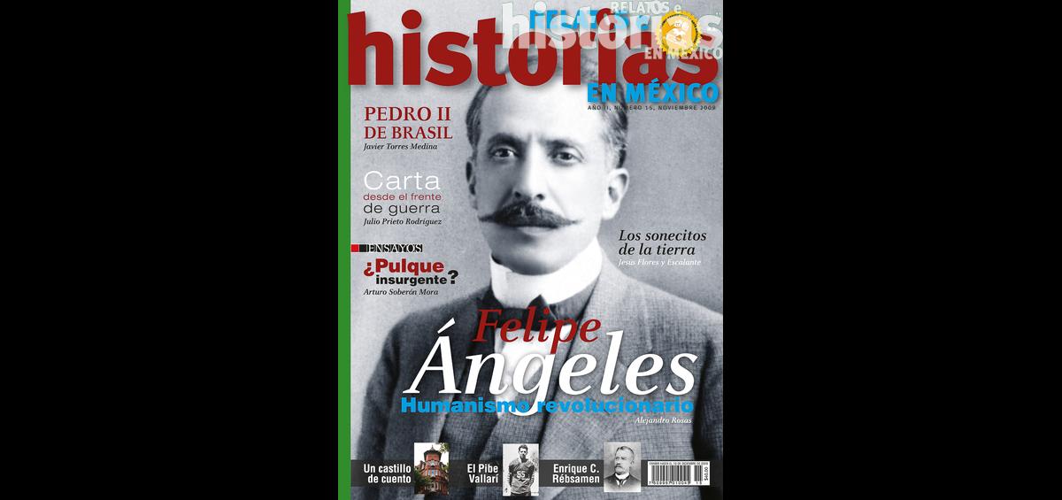 15. Felipe Ángeles