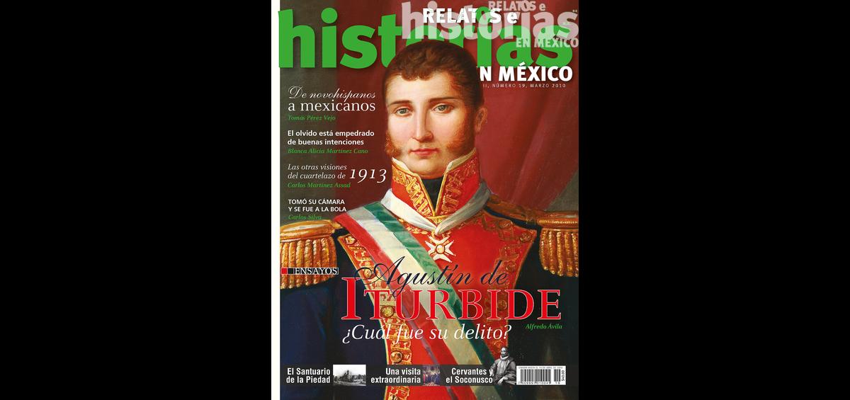 19. Agustín de Iturbide