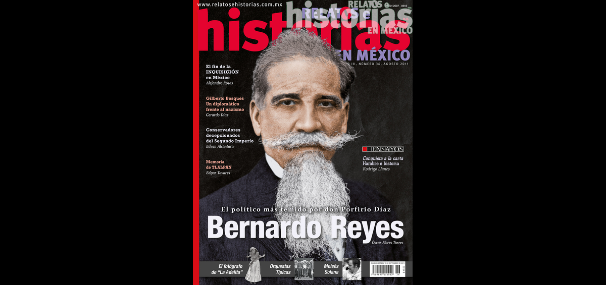 36. Bernardo Reyes