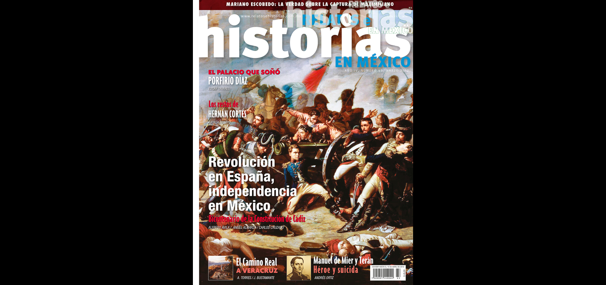 43. Revolución en España, independencia de México
