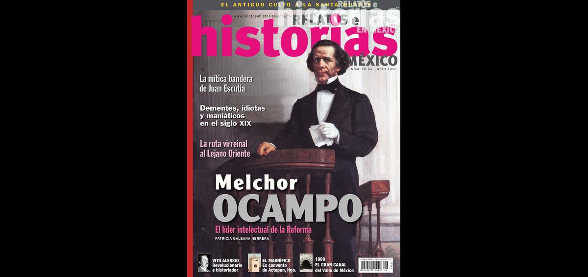 46. Melchor Ocampo