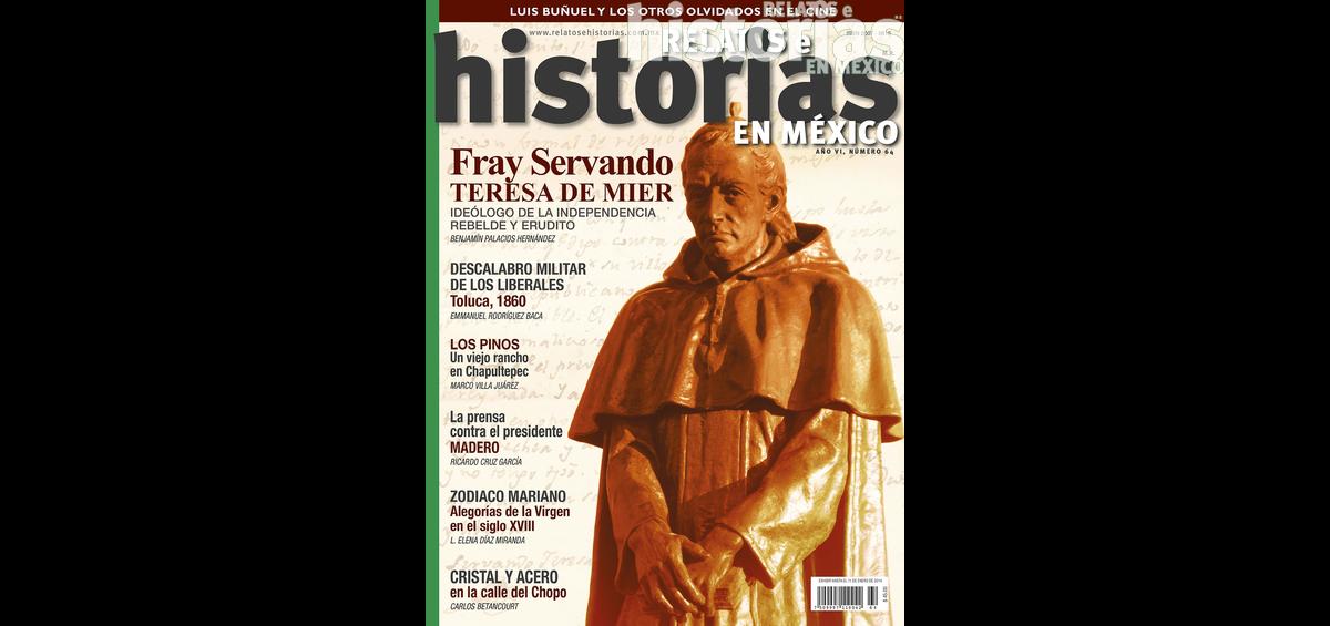 64. Fray Servando Teresa de Mier