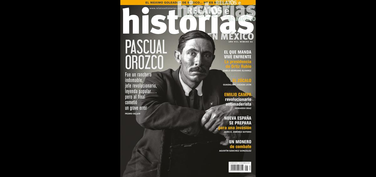 86. Pascual Orozco