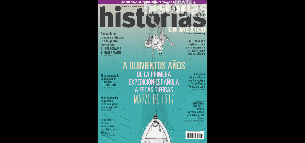 103. A quinientos años del primer arribo de los españoles a estas tierras
