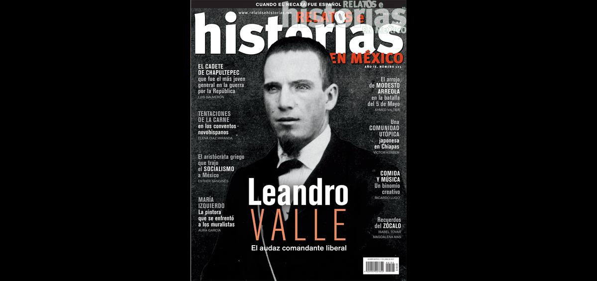 105. Leandro Valle