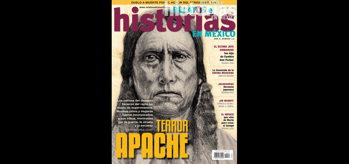 117. Terror apache