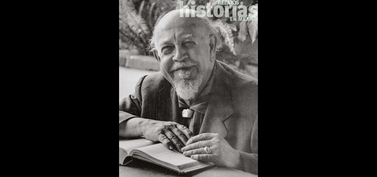 El gran escritor Alfonso Reyes