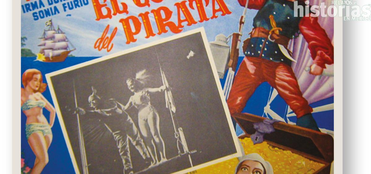 """¡Vamos al cine! Les recomendamos """"El cofre del pirata"""""""