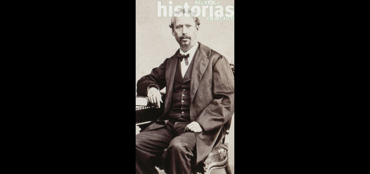 El ideólogo liberal Ignacio Ramírez, el Nigromante