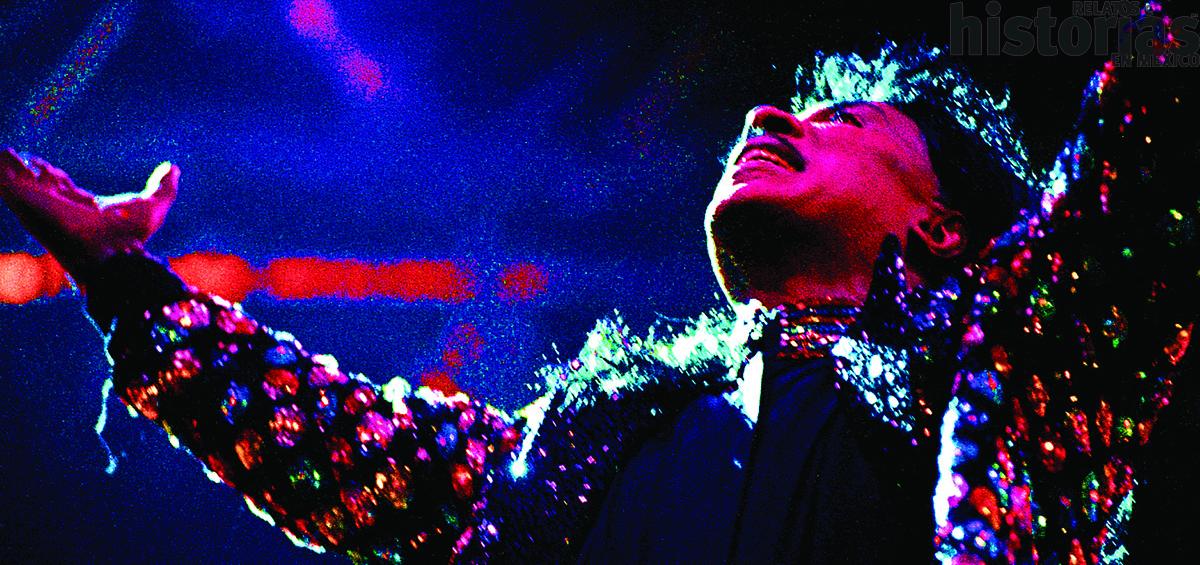 Playlist con las mejores canciones de Little Richard