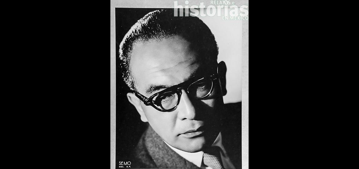 Un japonés en el teatro de Bellas Artes