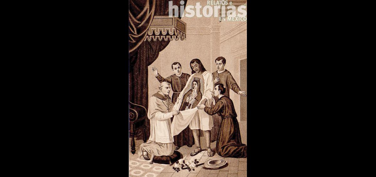 Sobre la aparición de la Virgen de Guadalupe a Juan Diego
