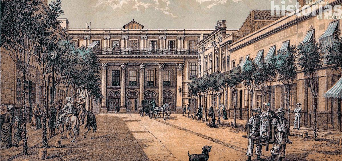 ¿Conocen la historia del Gran Teatro Nacional?