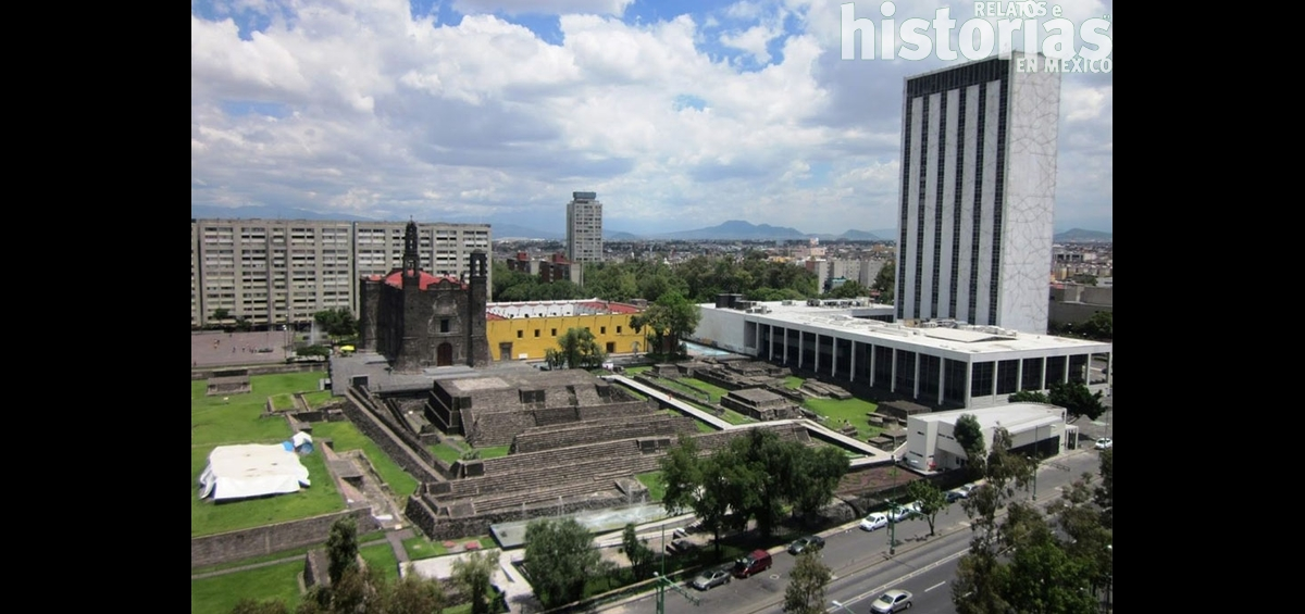 Documental sobre Tlatelolco