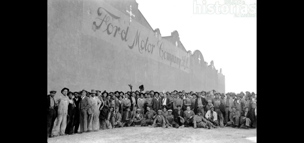 ¿Cuál fue la primera fábrica de automóviles en México?