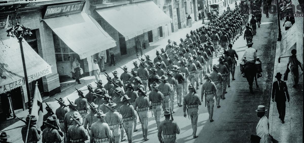 El impacto de la intervención de Estados Unidos a Veracruz en 1914