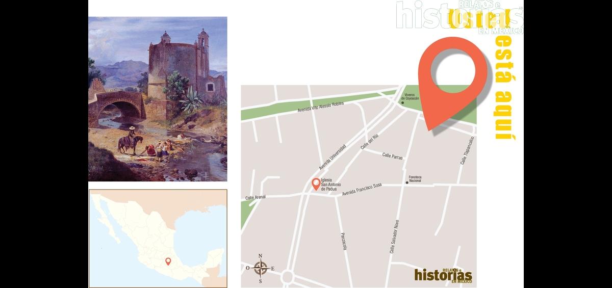 Usted está aquí: Iglesia de San Antonio de Padua