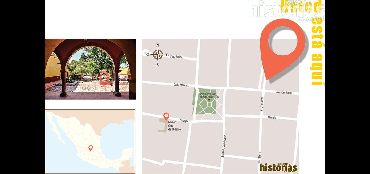 Museo Histórico Casa de Hidalgo