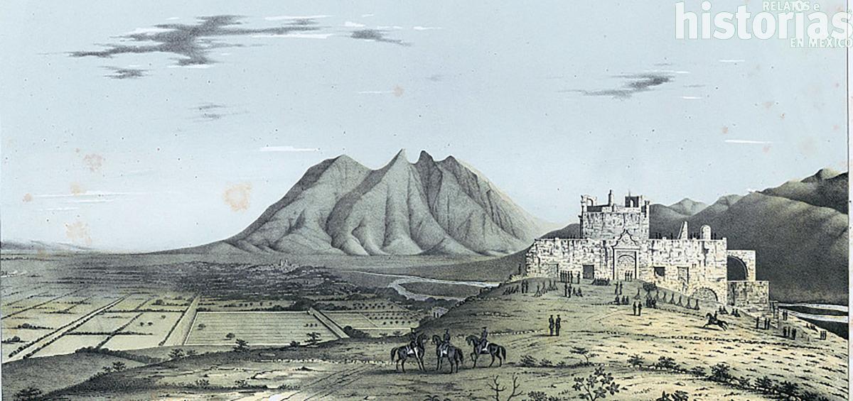 La Legión Extranjera en Monterrey