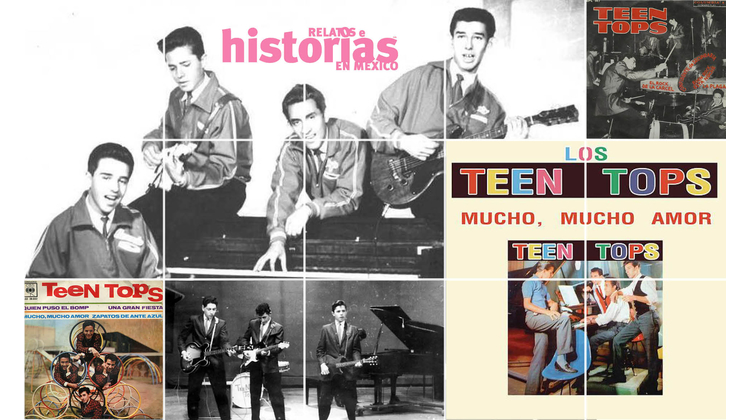 ¿Quieren bailar un rock and roll? Aquí un playlist de Los Teen Tops